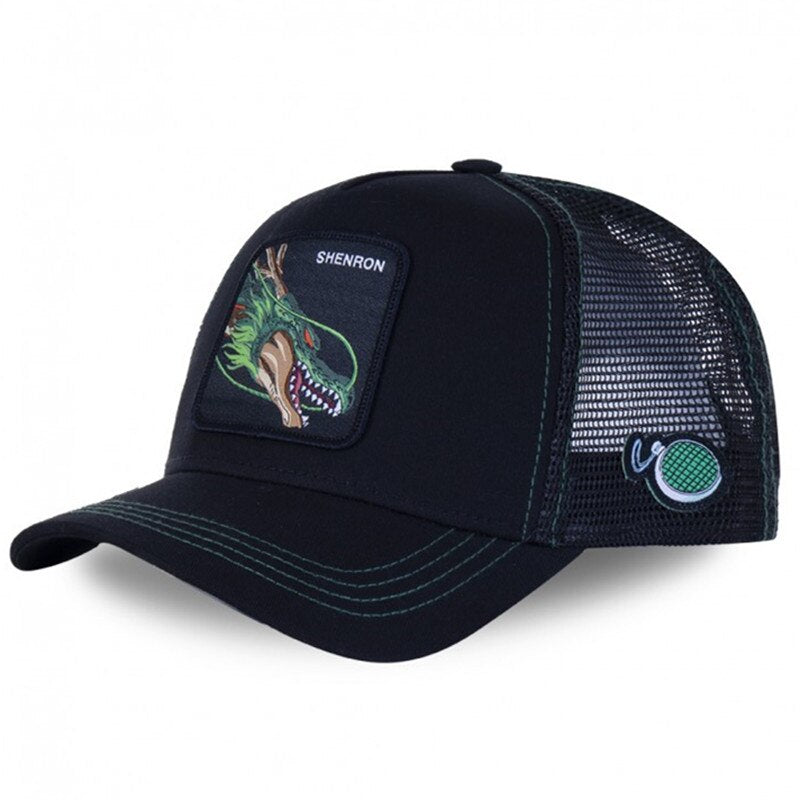 Gorra Dragon Ball - Shen Long - Cultura Manga