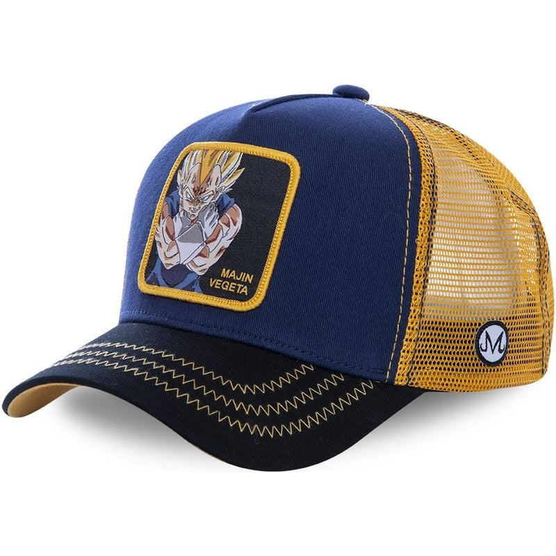 Gorra Dragon Ball - Majin Vegeta - Cultura Manga