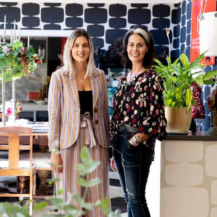 At home with fashion designer Annah Stretton