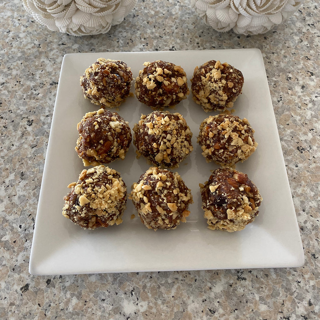 Nutty Bliss Balls