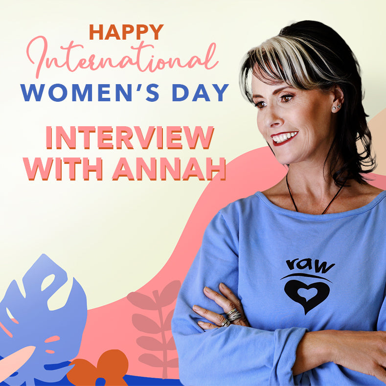 International Women's Day 2020 - Interview with Annah