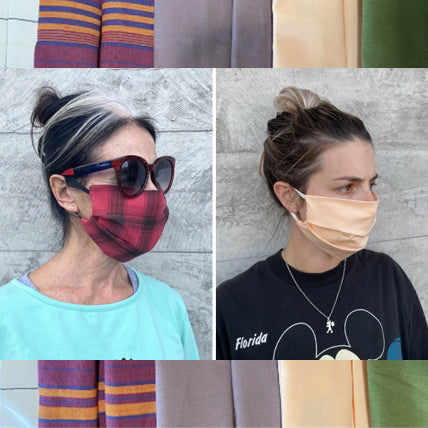 New Zealand Label produces face masks for vulnerable communities