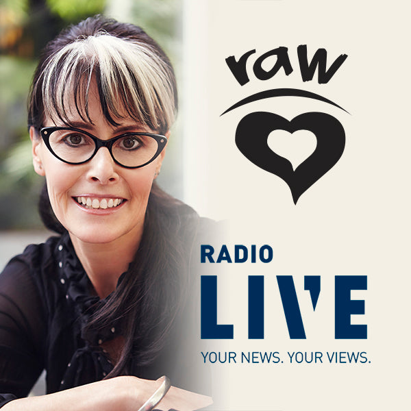 Radio Live Interview with Annah Stretton