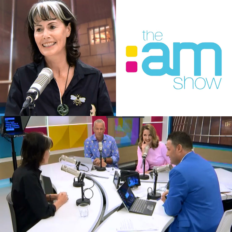 Annah Stretton On The AM Show Talking RAW