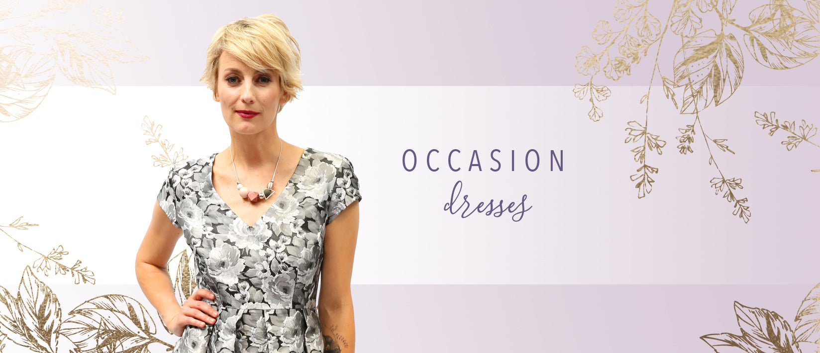 Occasion Dresses | New Zealand Fashion Design | Annah Stretton