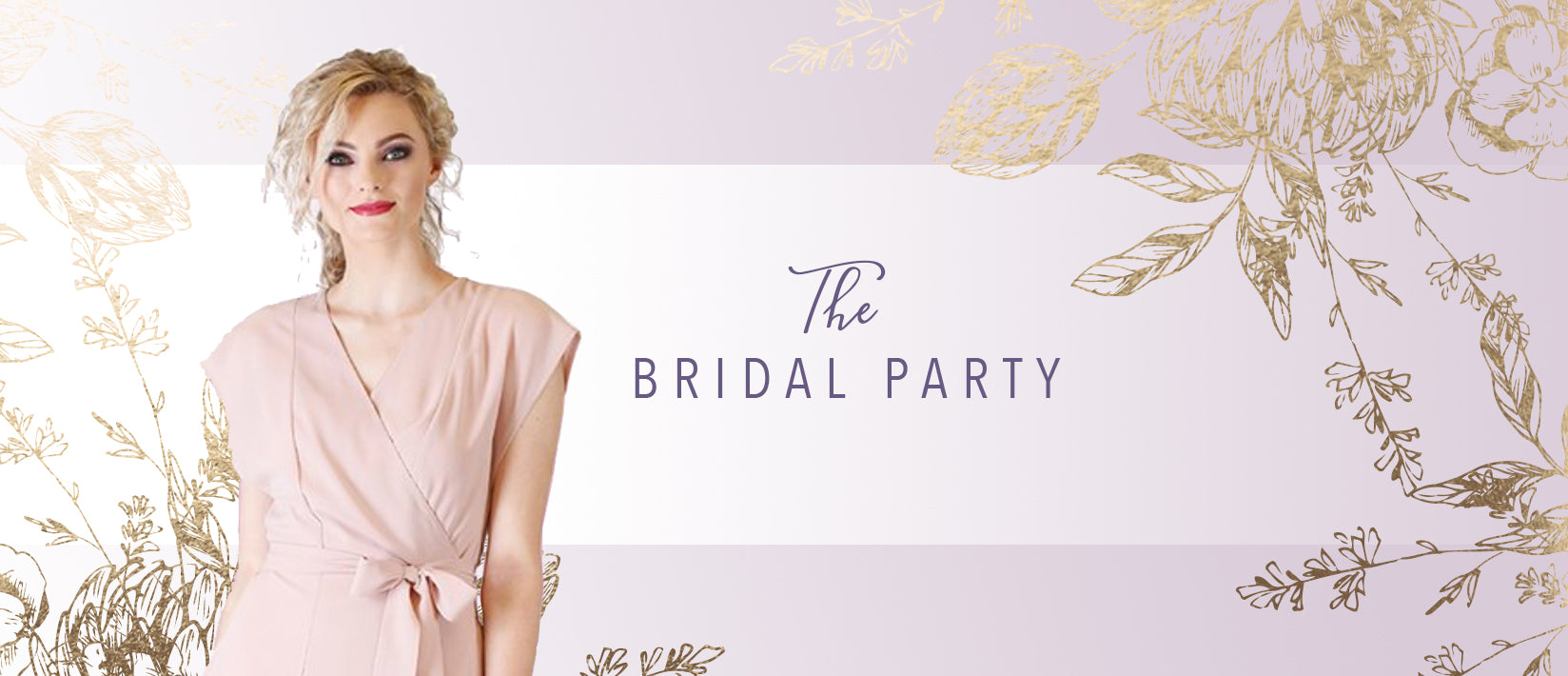 Bridal Party Dresses | Annah Stretton