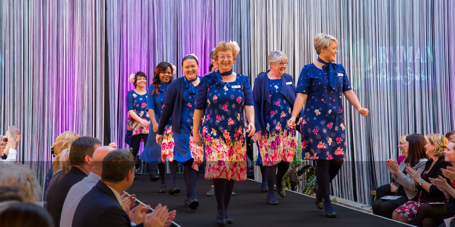 Eat your heart out, Air NZ' – Ryman's New Uniforms – Annah