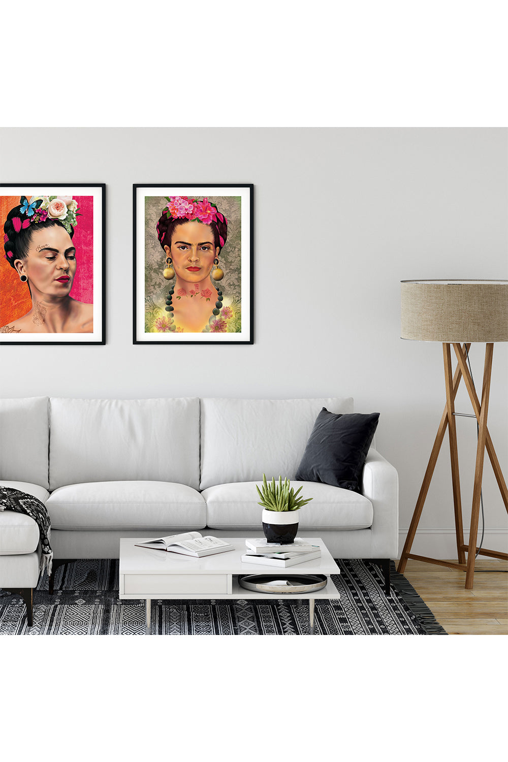 Flowers of Frida Art