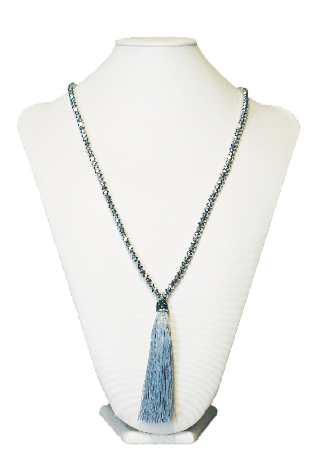 Tina Tassel Necklace | Annah Stretton | Designer Accessories