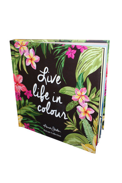 Live Life in Colour - Book 2