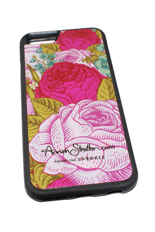 Rose Romance Phone Case