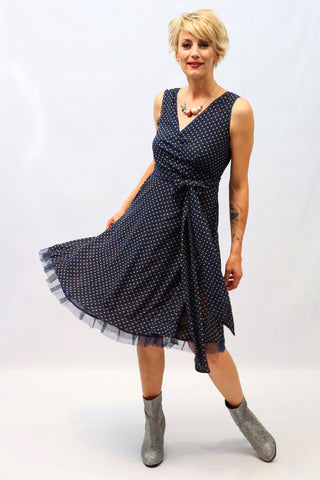 Abigail FlipIt Wrap Dress