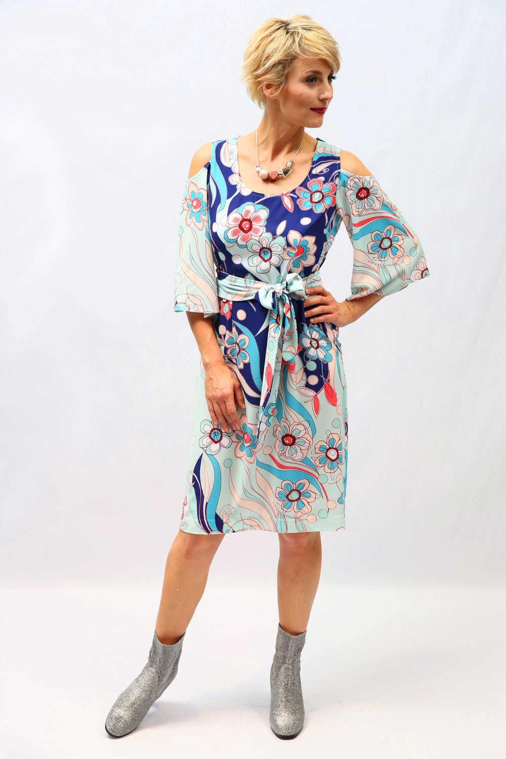 Anyta Dress | Addicted to Life | New Zealand Fashion Designer | Annah Stretton