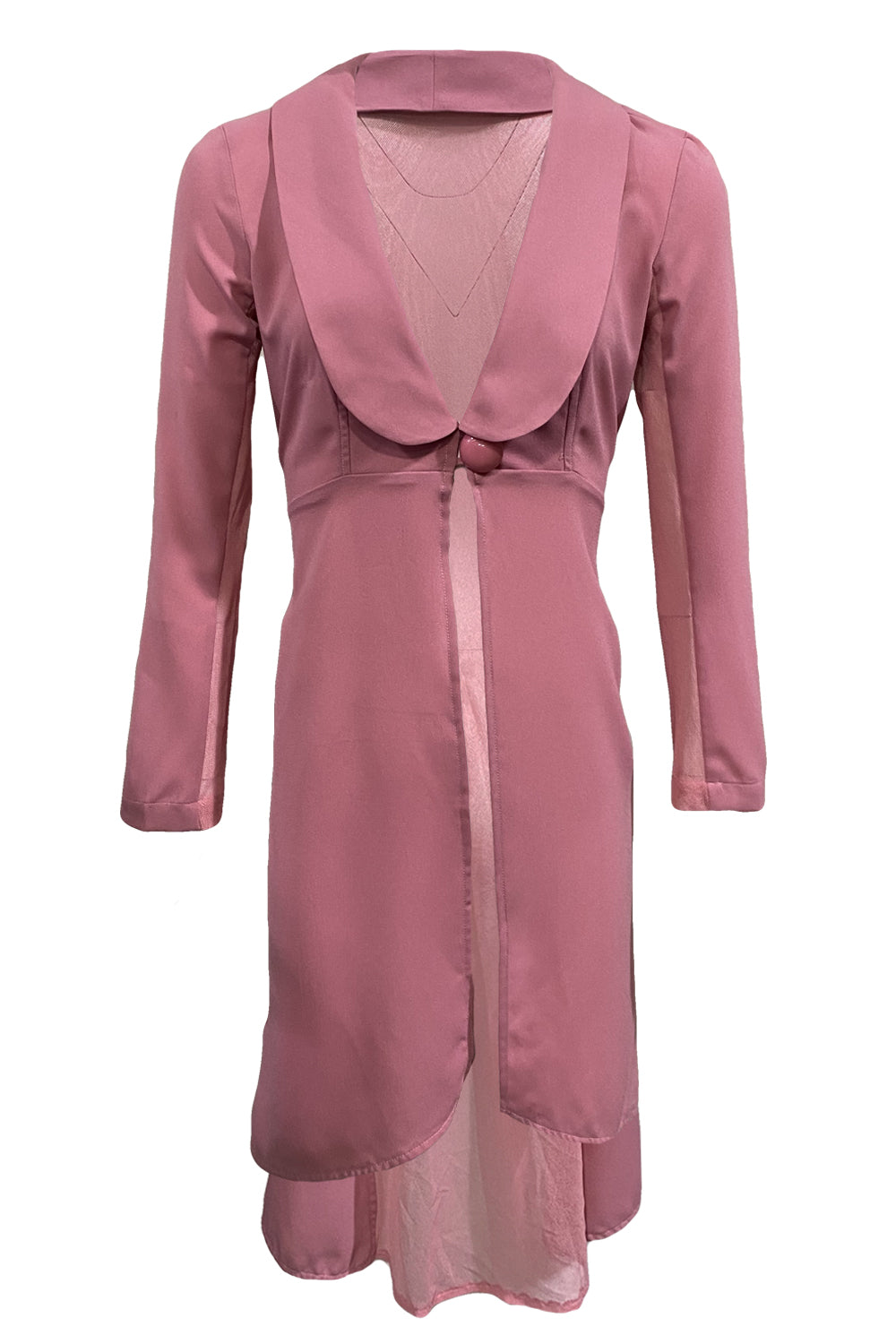 Brisa Bailey Jacket - Mauve