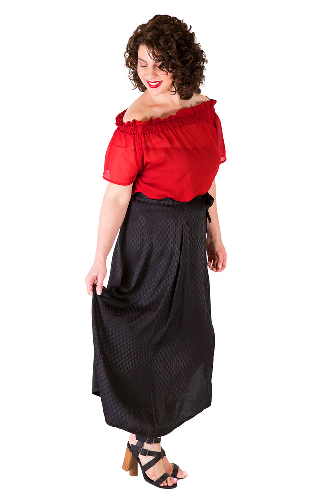 Alvia Skirt | Affordable | New Zealand Designer | Annah Stretton
