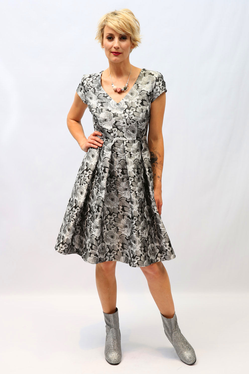 Frida Dress | Addicted to Life | Occasion Dress |  Annah Stretton | Mother of the Bride
