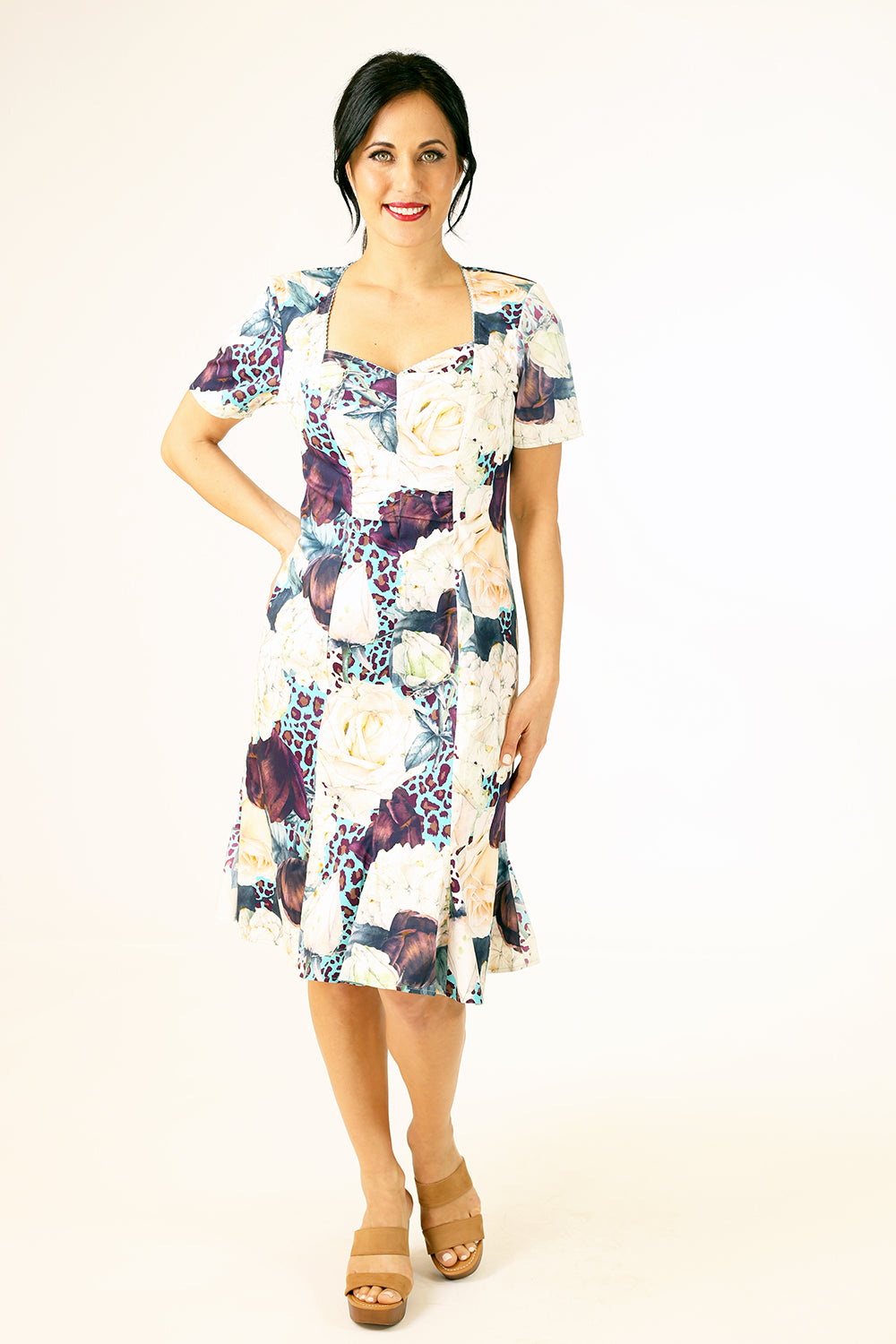 Evelyn Rose Dress