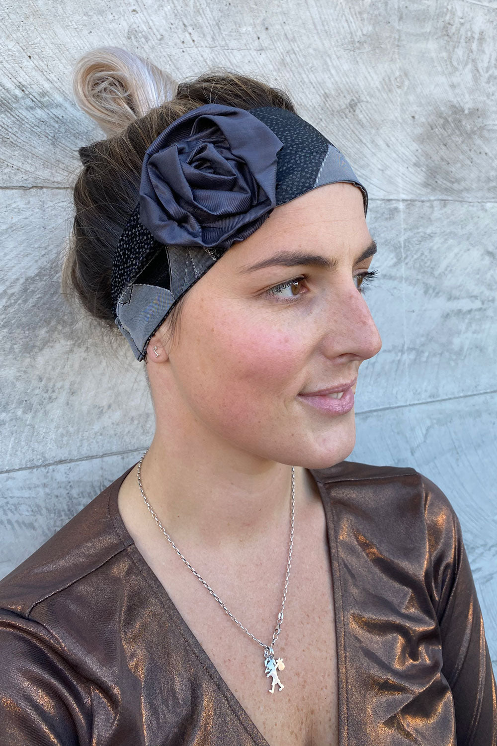 Obi Evening Revival Headband Grey