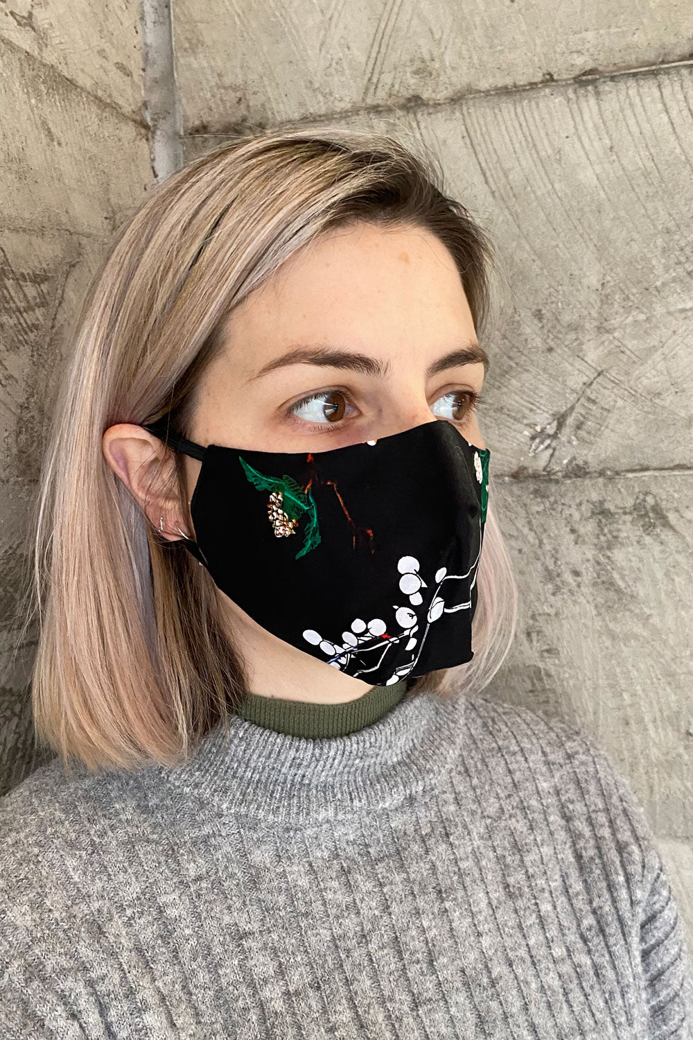 WOMEN'S SIMPLISTIC - Wholesale Corporate Mask - Email to enquire