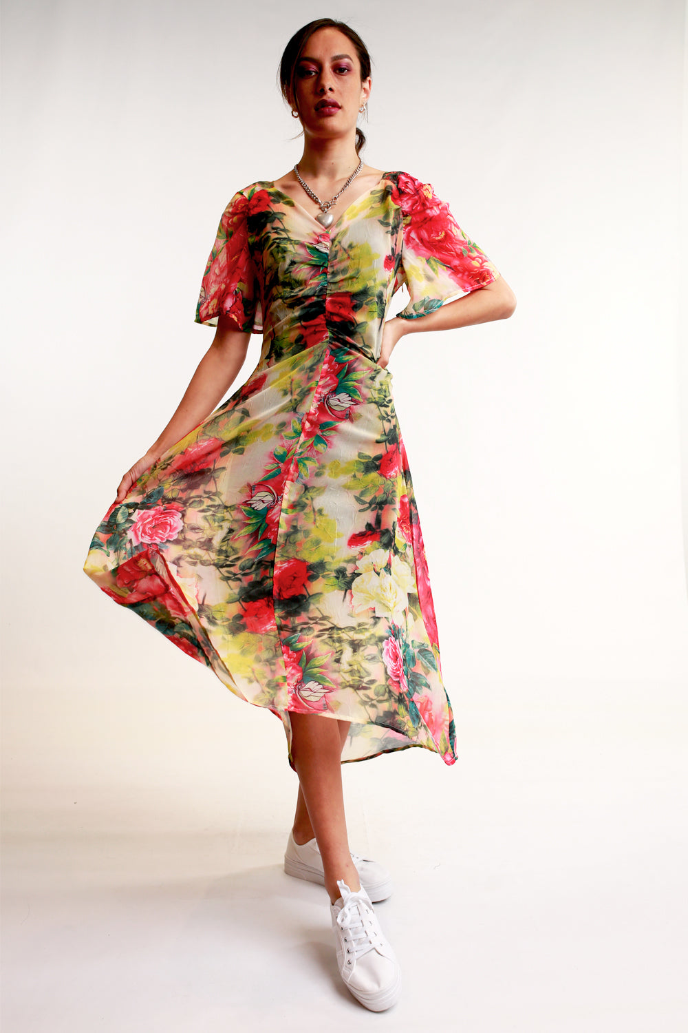 Closest Floral Dress - SALE