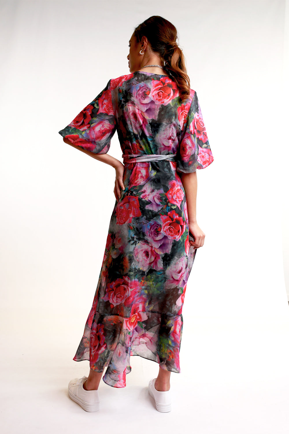 Marshy Mel Wrap Dress