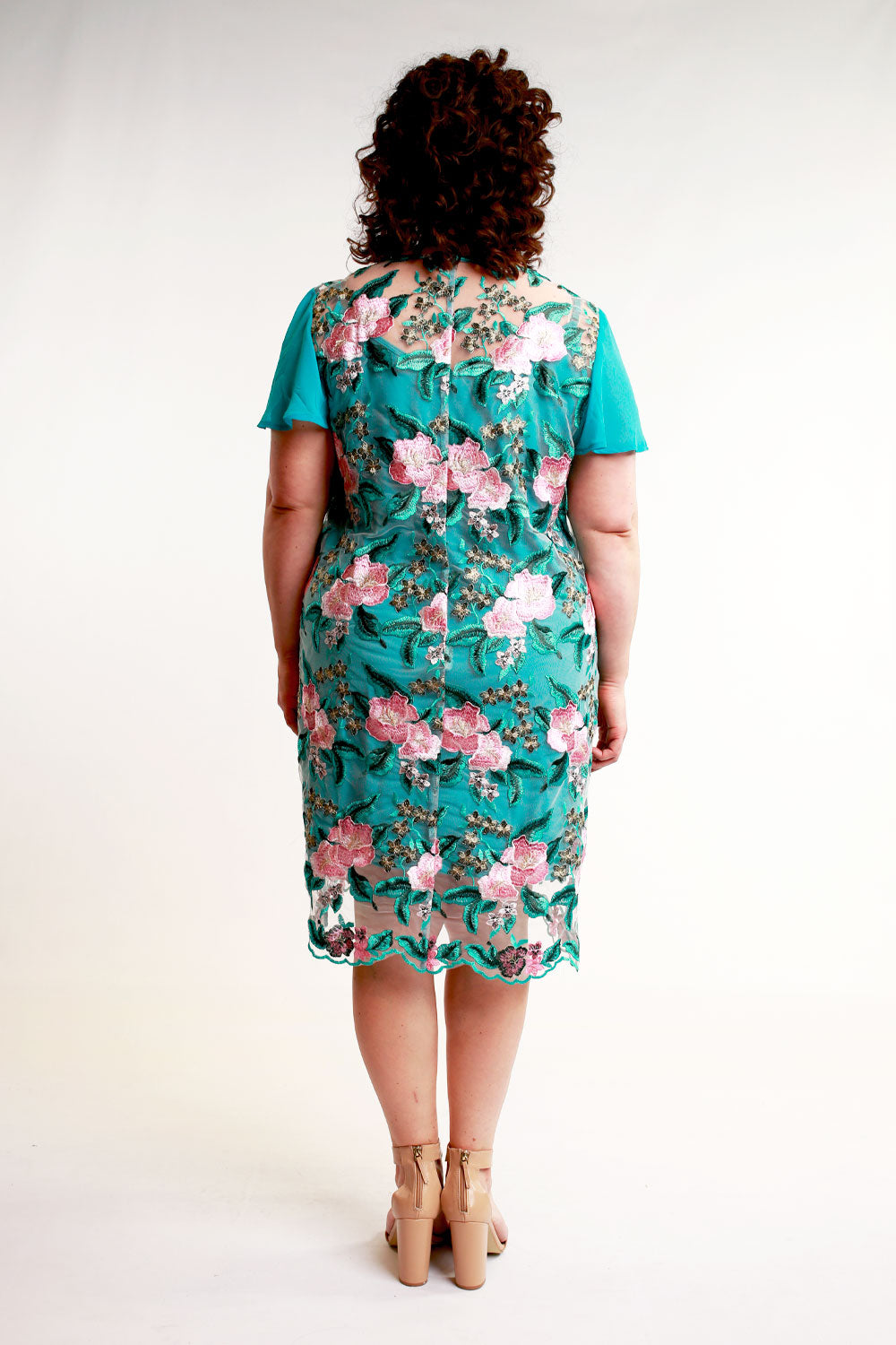 Pansy Pond Dress - Jo