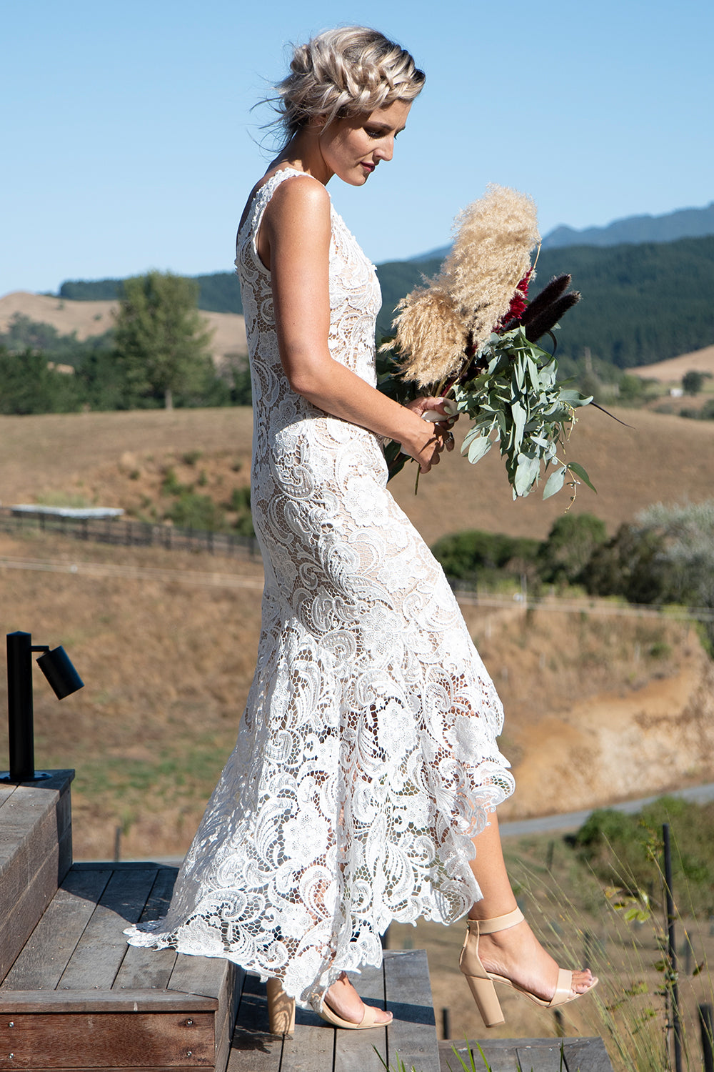 Annah Stretton | Dani Lee Wedding Dress | Designer NZ | Wedding Dresses NZ