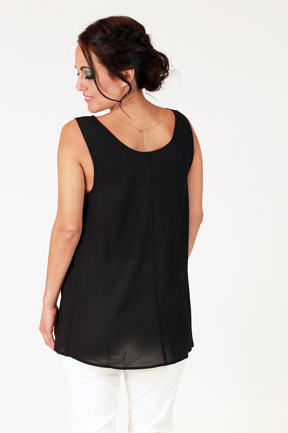 Spring Liz Top - Black