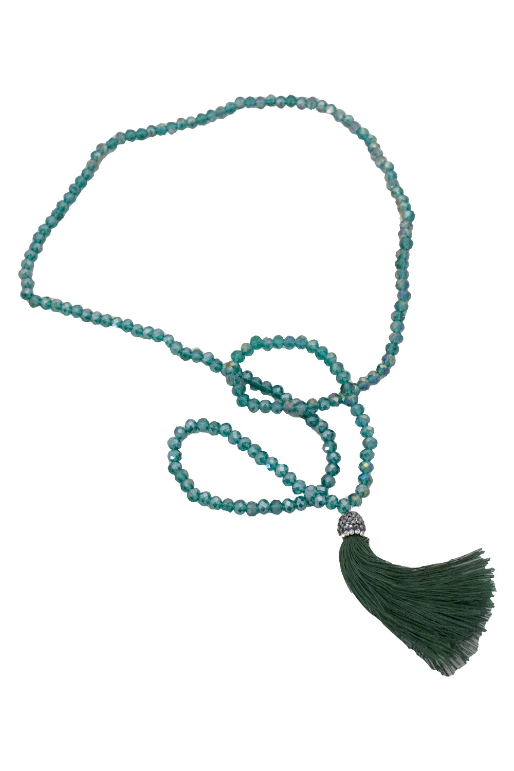 Tina Tassel Necklace