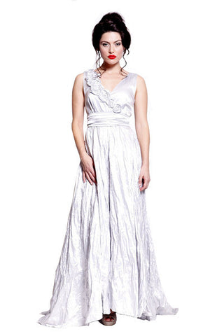 Wrap Didion Wedding Dress