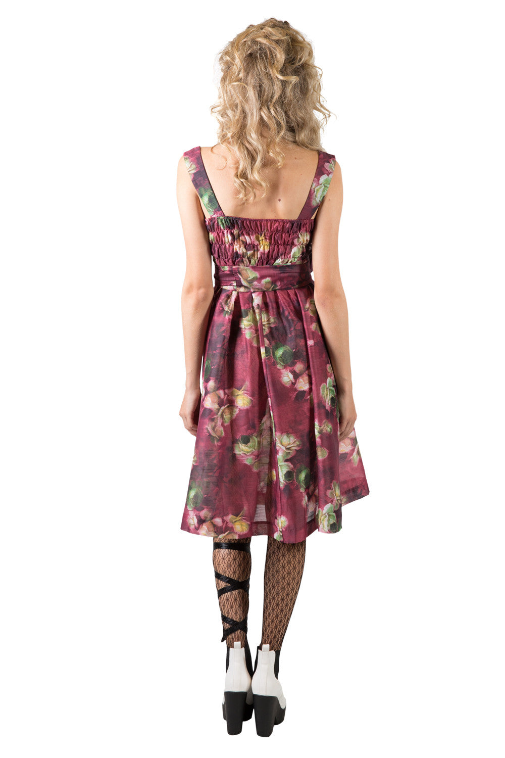 Rosie Budda Blossom Bow Dress