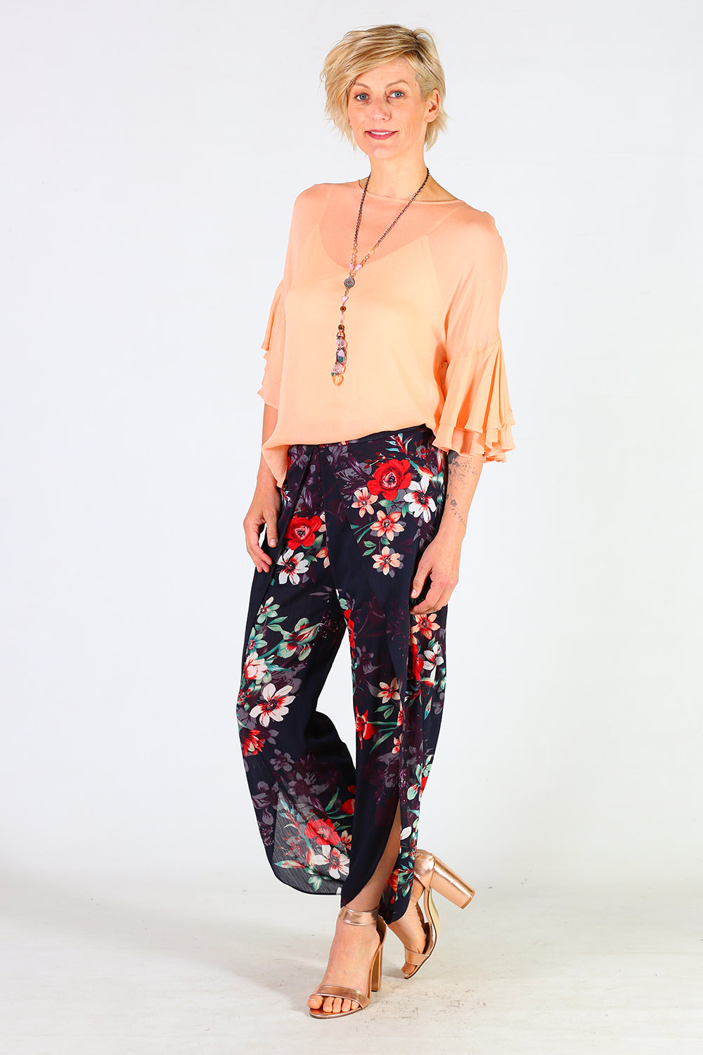 Ashlie Pant | Addicted to Life | Pants | New Zealand Designer  | Annah Stretton