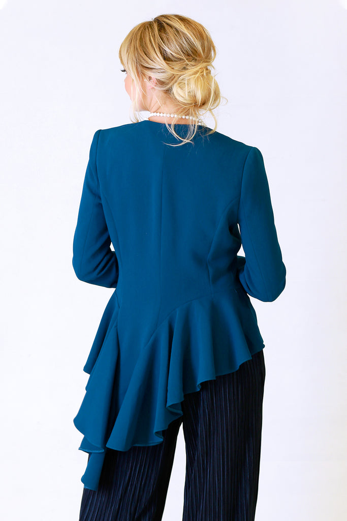 Babette Jacket | Winter Fashion | Designer Jacket | Annah Stretton