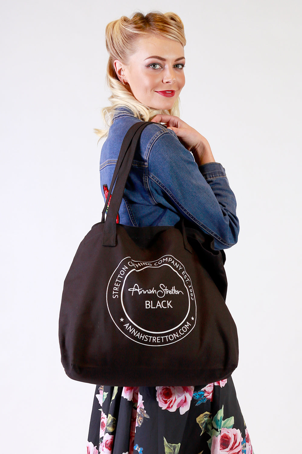 Save The Planet - Black Label Tote Bag