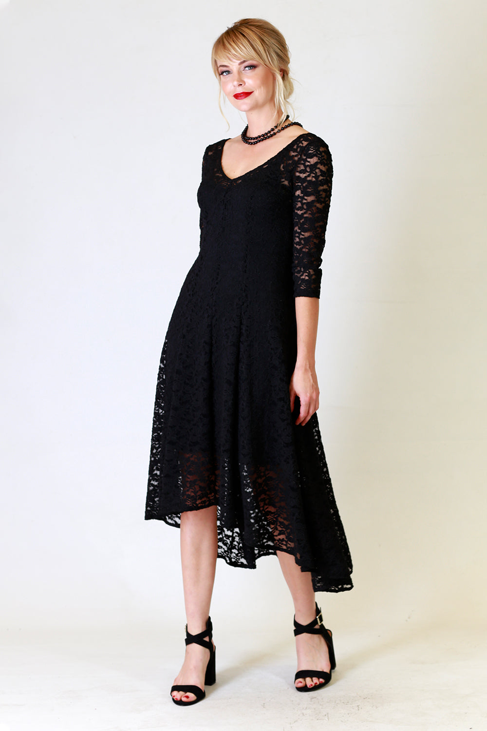 Summer Selina Lace Dress