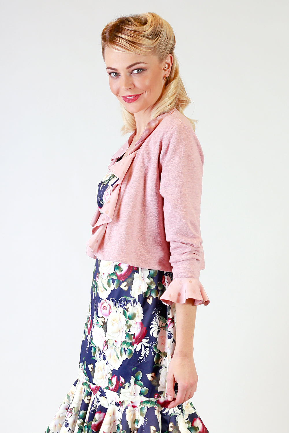 Love Letter Cardigan | Womens Cardigans NZ | Annah Stretton Tops NZ | Designer Fashion NZ