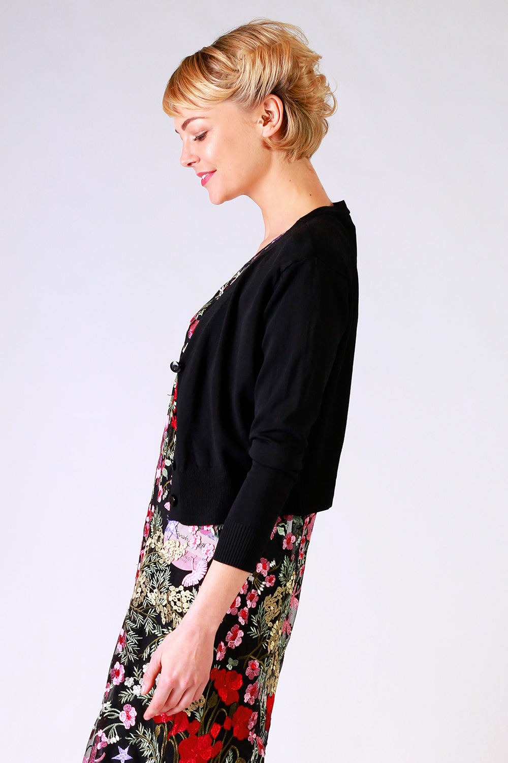 Love Poem Cardigan | Womens Cardigans NZ | Annah Stretton Tops NZ | Designer Fashion NZ