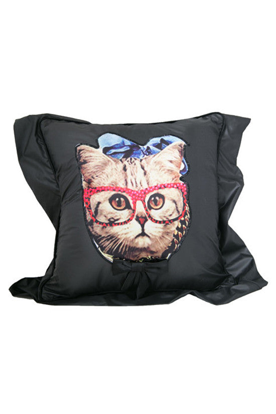 Kitsch Kitty Cushion
