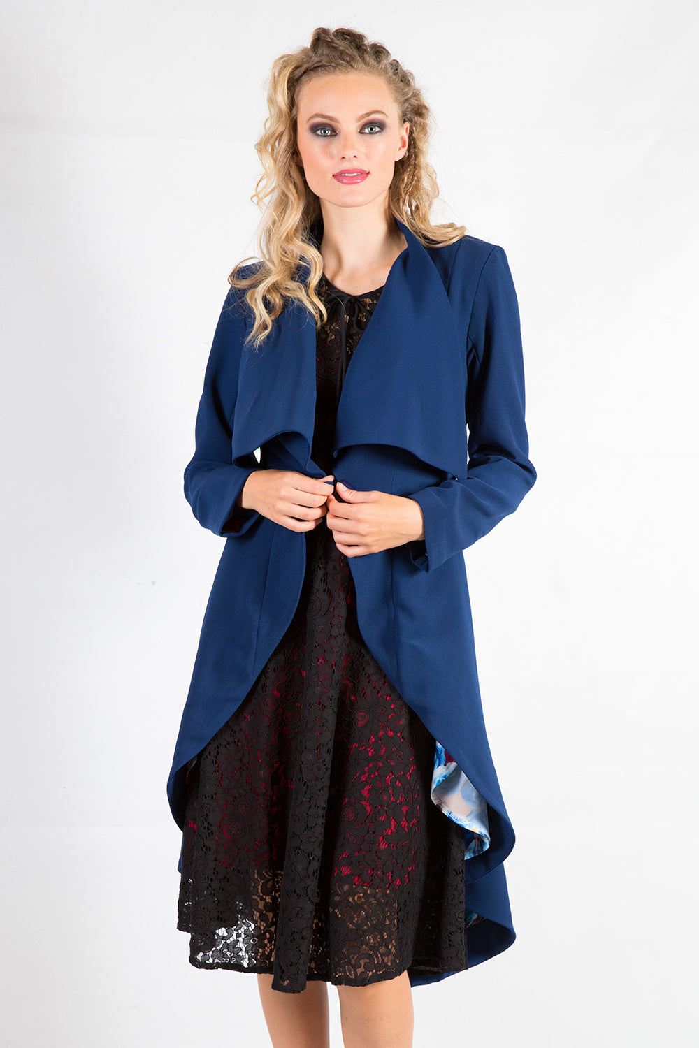 Celia Jacket | Joy | Designer Fashion | Occasion Jacket | New Zealand