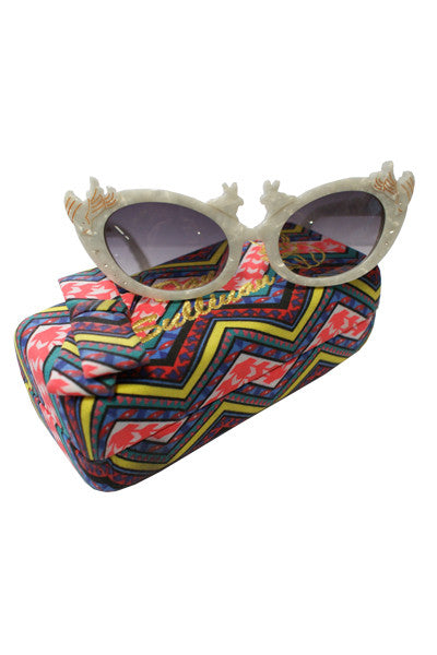 Dita Sunglasses - Irregular Choice by Dan Sullivan