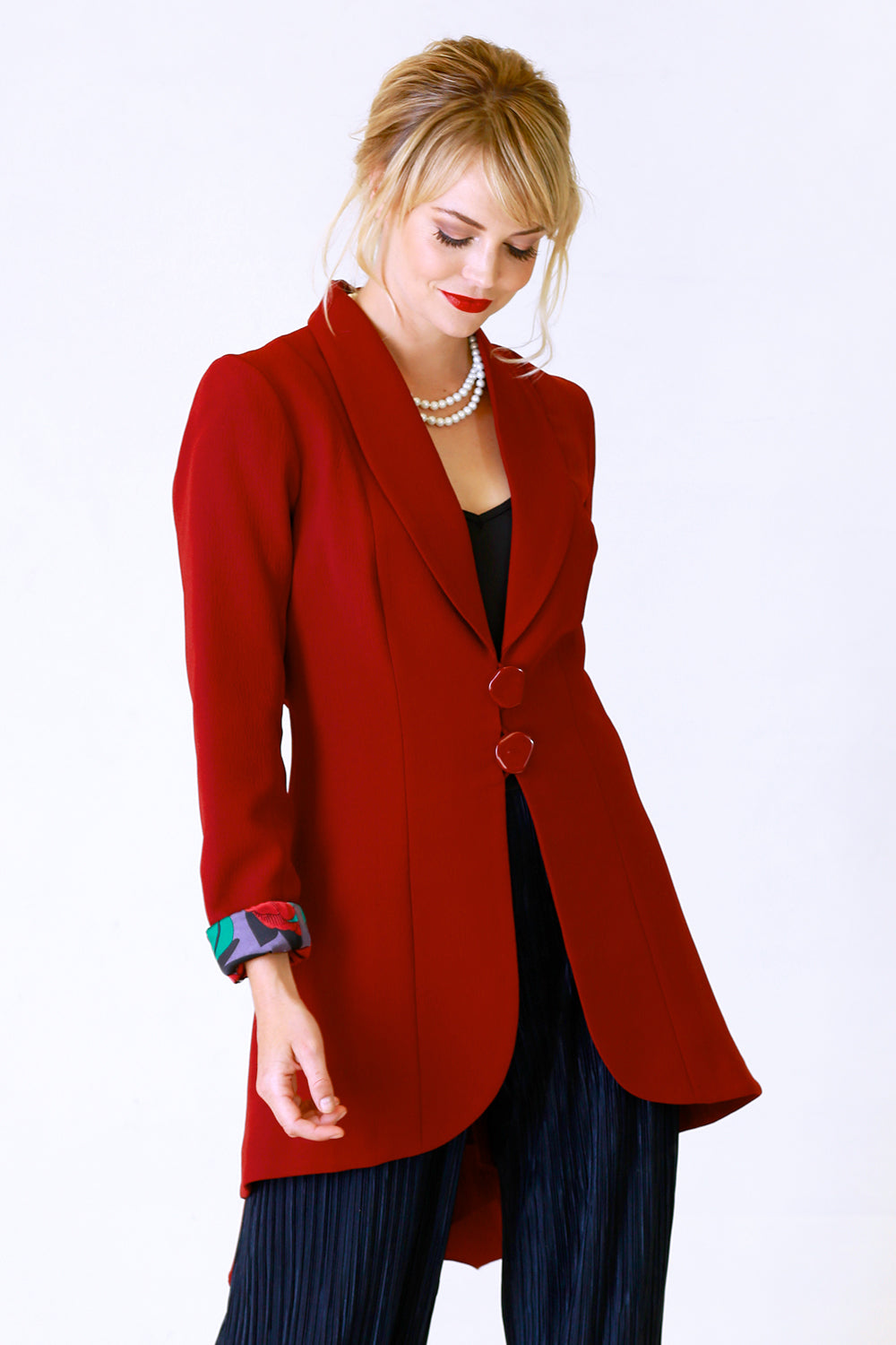 Devyn Fayette Jacket | Fashion Designer | Annah Stretton