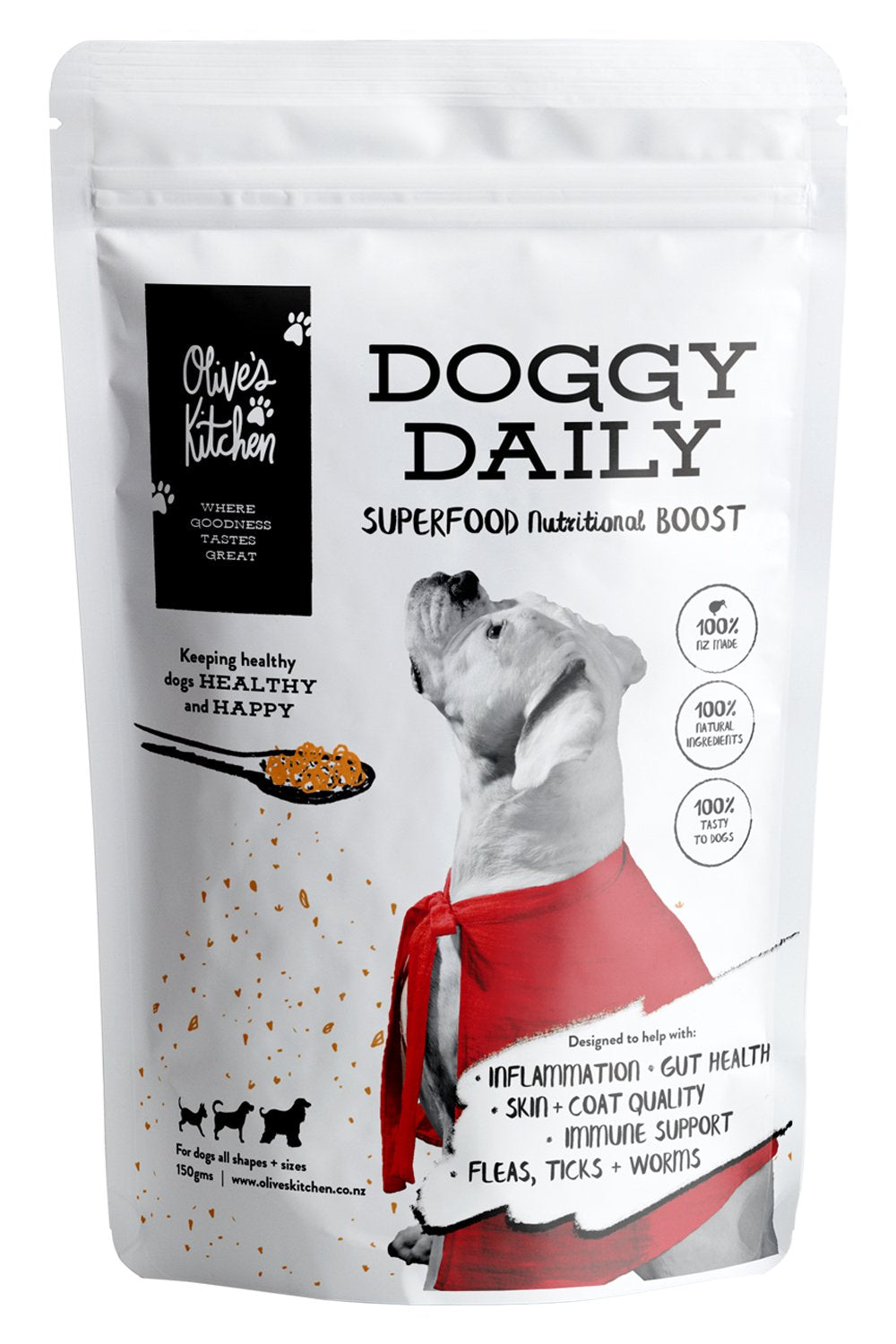 Doggy Daily Supplement Sprinkle