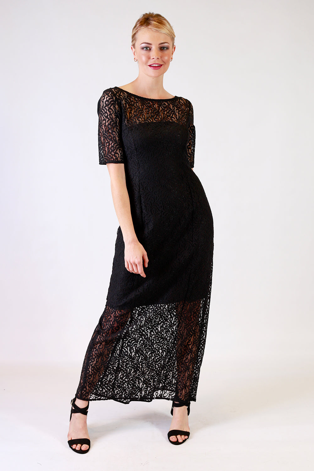 Tatiana Dress | Lace Dress | Affordable Designer Dress | Annah Stretton