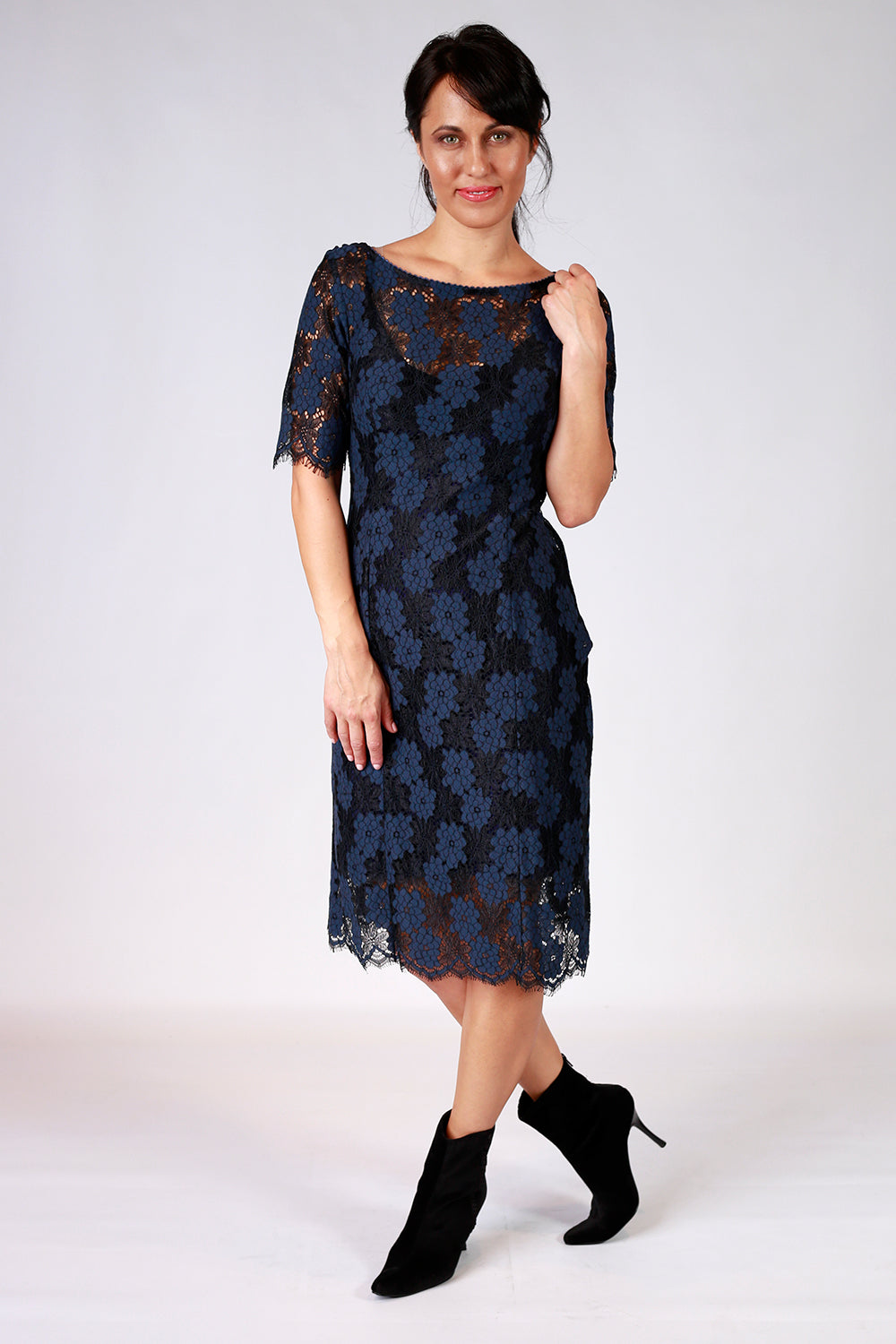 Aleena Lulu Lace Dress