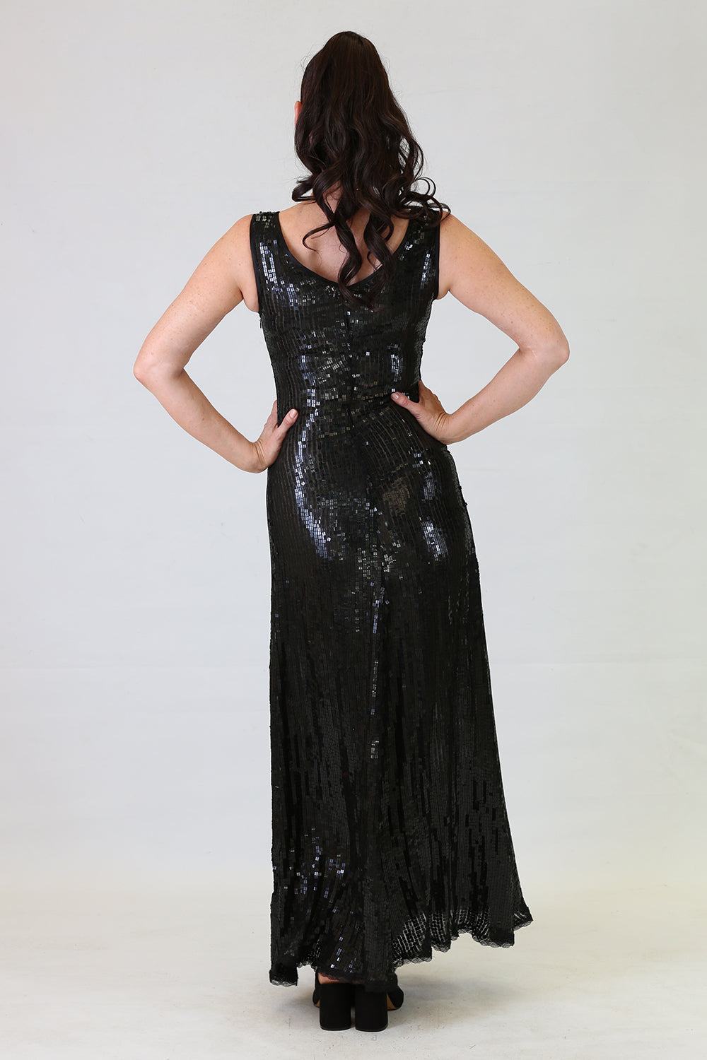 Sequin Dream | AS Vintage | Occasion Dress | New Zealand Designer  | Annah Stretton