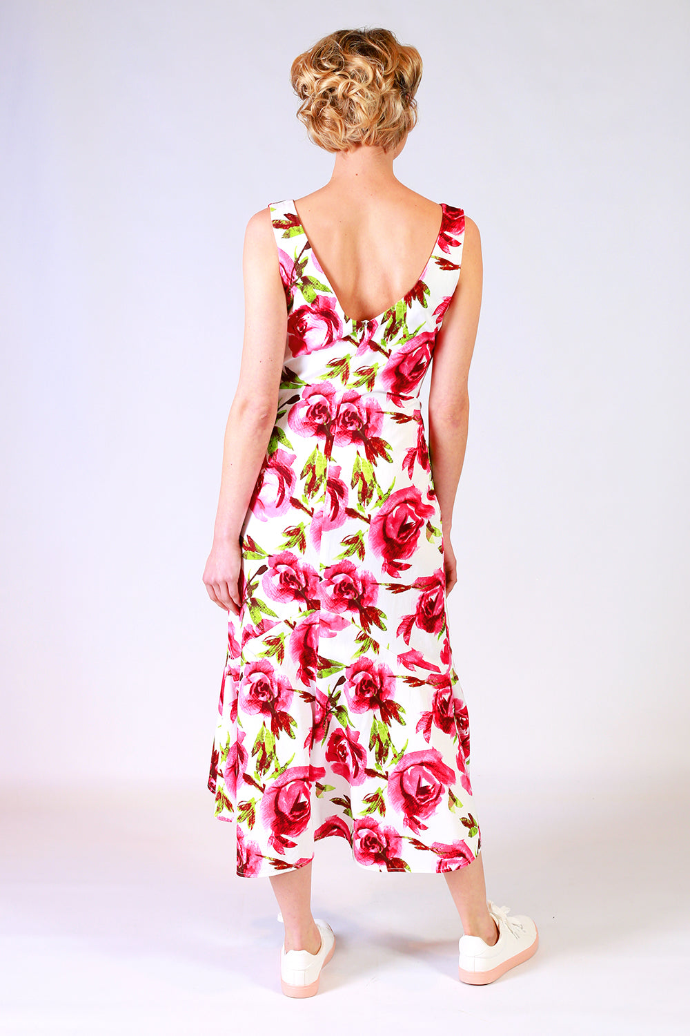 Coco Mina Dress | Mid Length Dresses NZ | | Occasion Dresses | Formal Dresses NZ | Evening Dresses NZ | Designer Fashion NZ | Floral Dresses NZ
