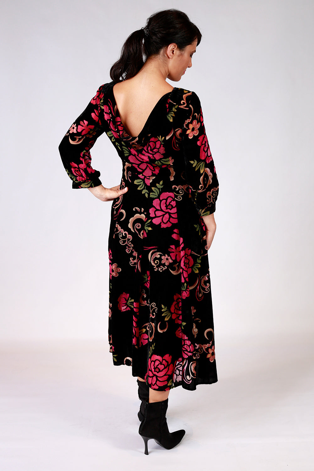 Coming Up Roses Dress