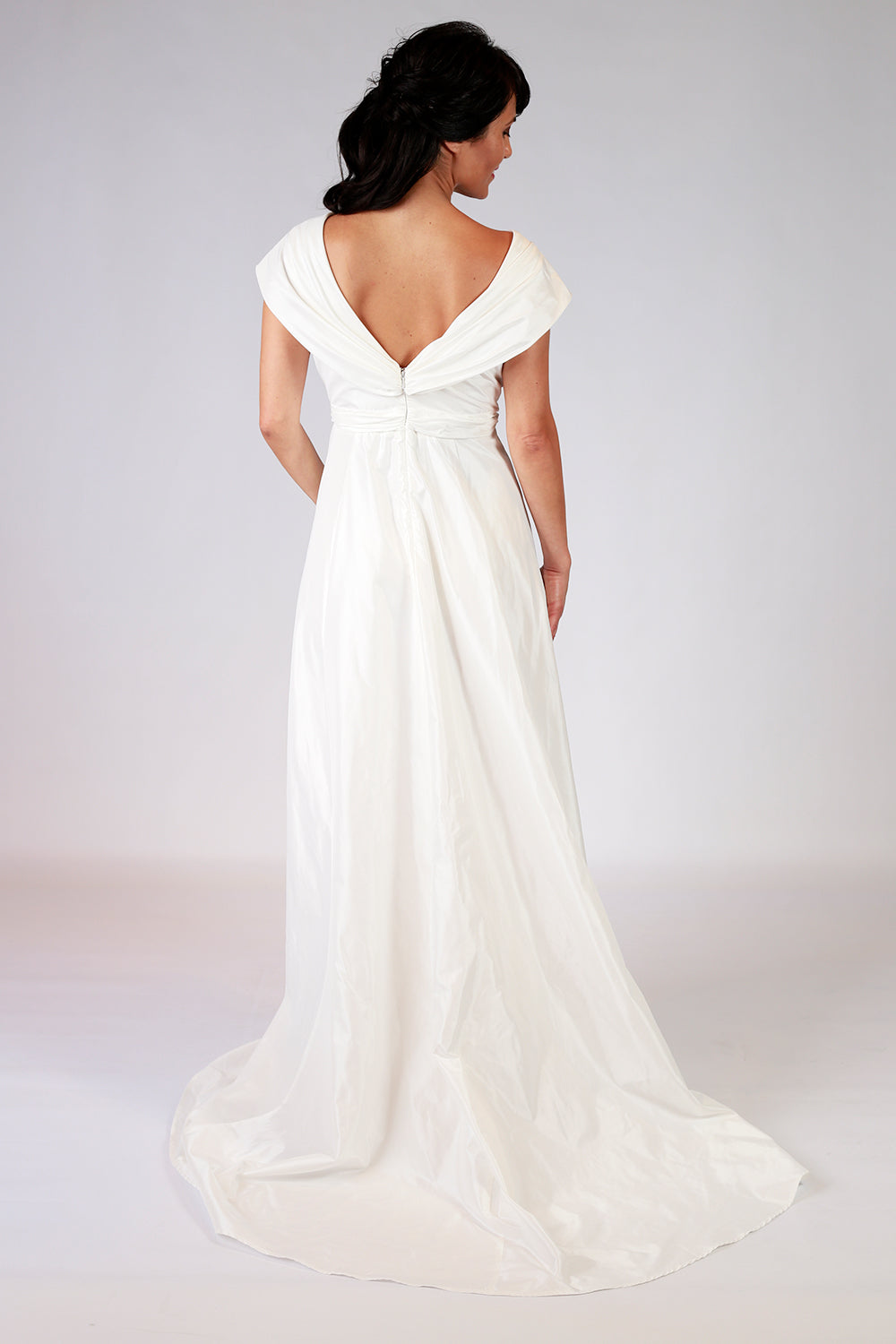 Orchid Dreams Wedding Dress