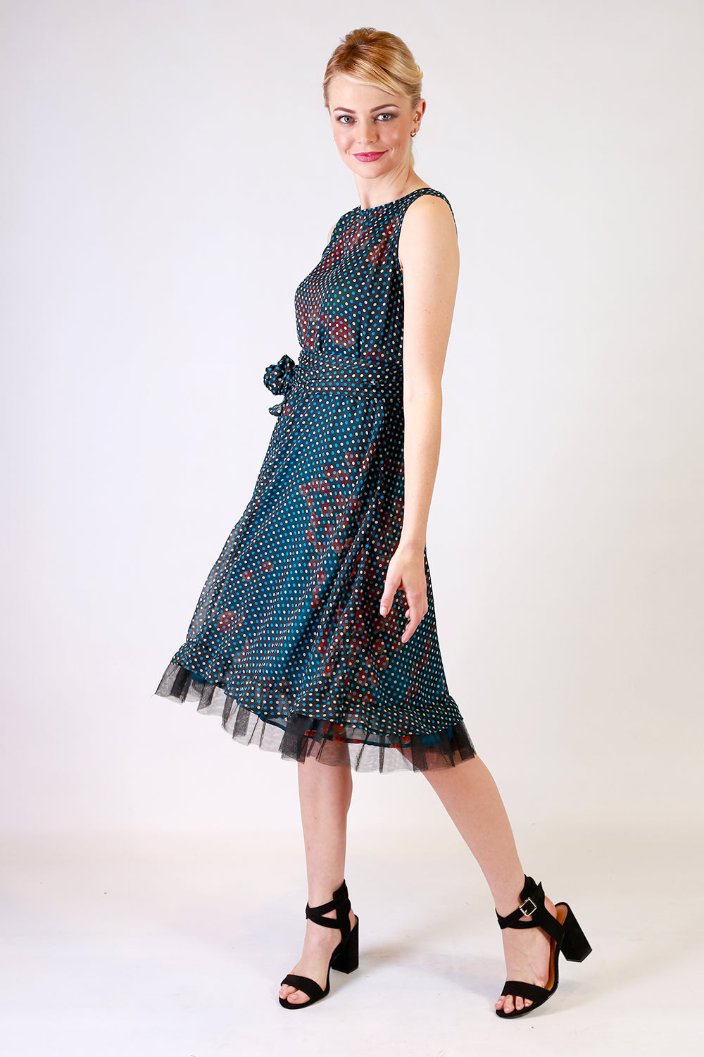 Address Unknown Flipit Wrap Dress | Wrap Around Dress | Take the Cake – Events 19/20 Annah Stretton Fashion NZ