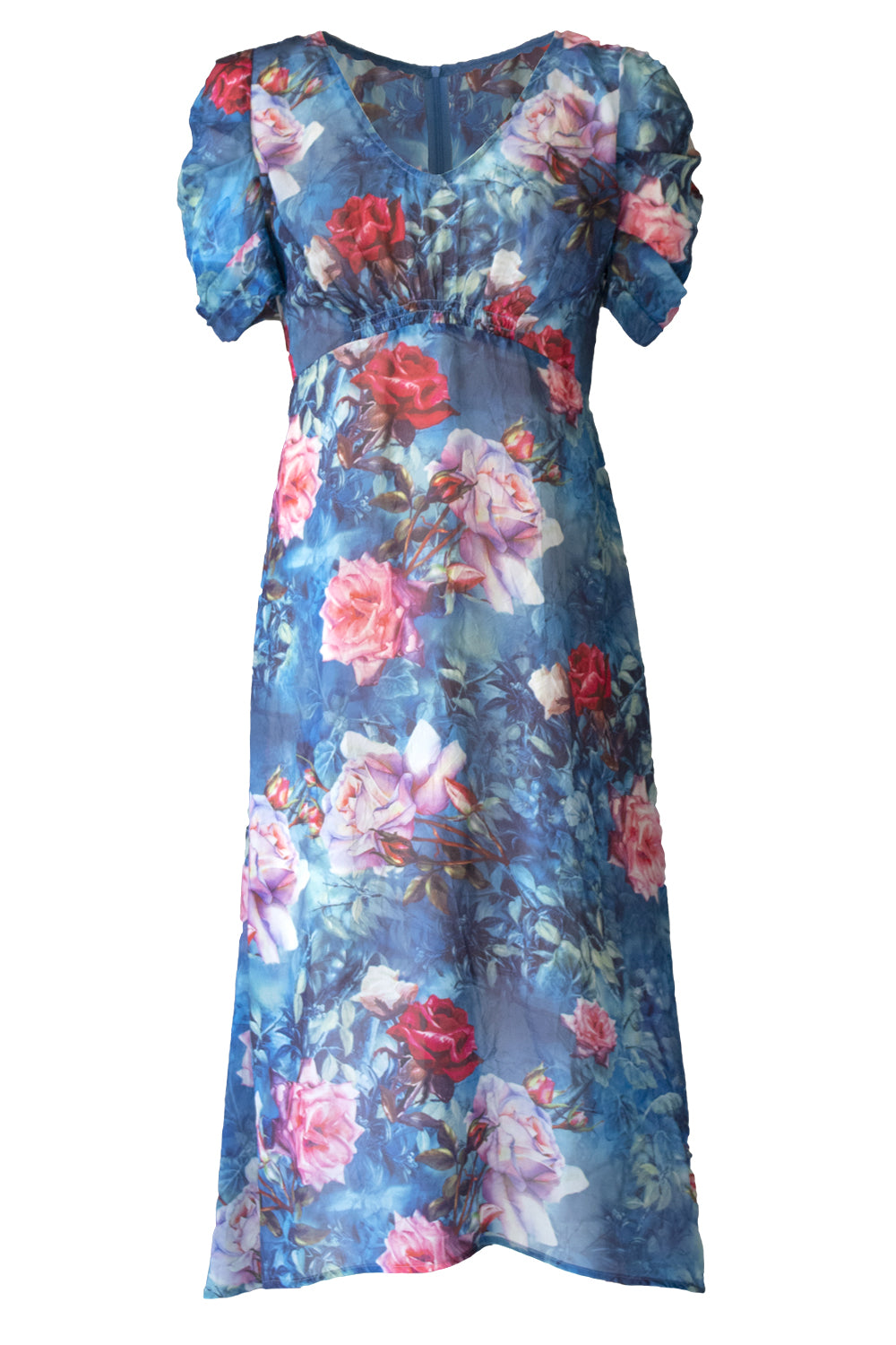 Summer Love Dress | Annah Stretton | Floral Dress | Occasion Dress | Annah Stretton Fashion | Designer Dress